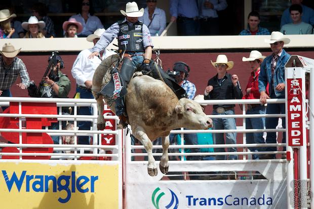 Ryan McConnel - 2011 Calgary Stampede