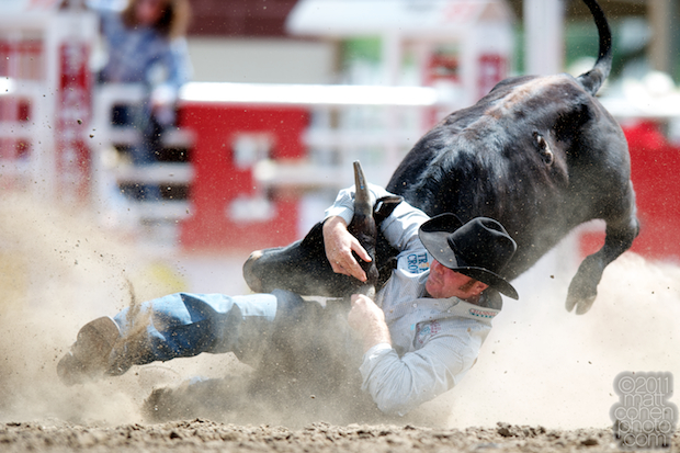 Ethen Thouvenell - 2011 Calgary Stampede