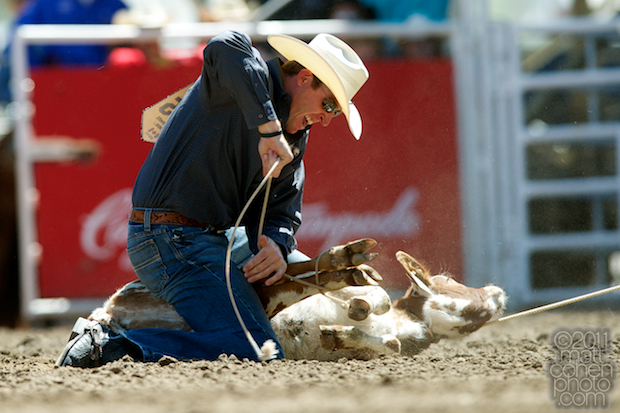 Clint Cooper - 2011 Calgary Stampede