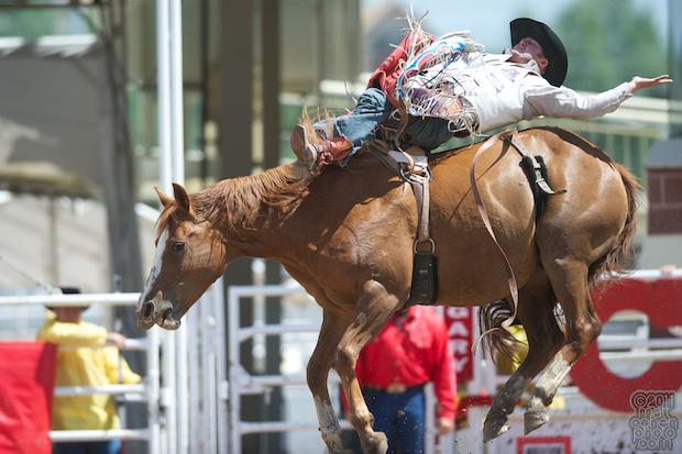Kaycee Feild - 2011 Calgary Stampede