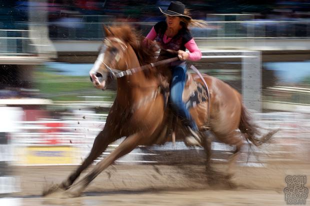 Joleen Seitz - 2011 Calgary Stampede