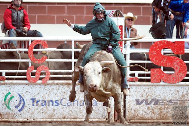 Cody Whitney - 2011 Calgary Stampede