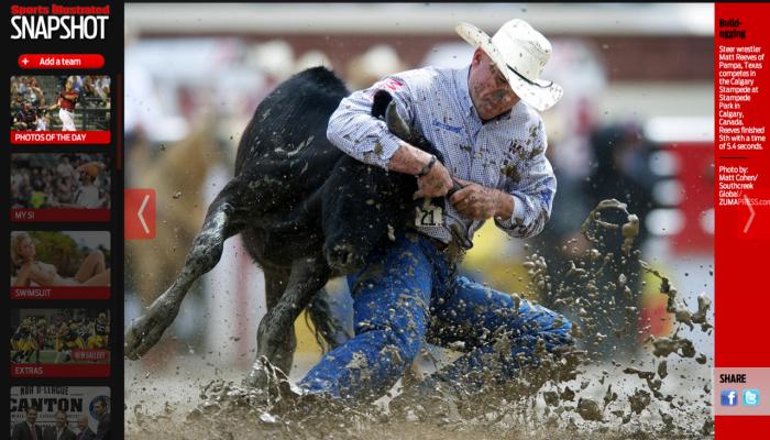 Matt Reeves - 2011 Calgary Stampede