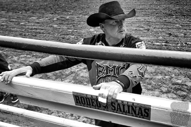 Joe Baumgartner - 2011 California Rodeo Salinas