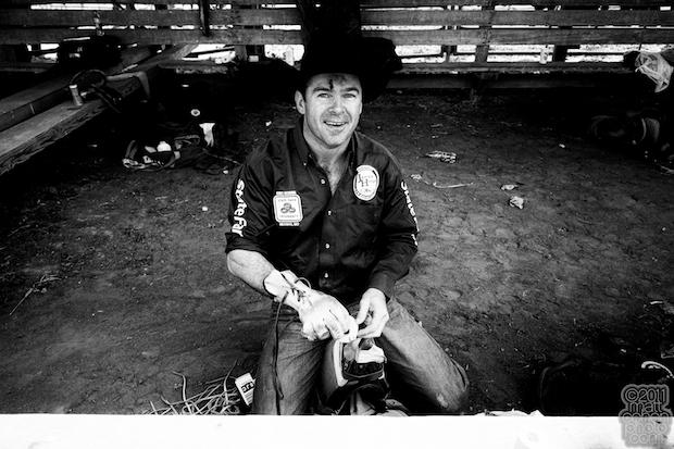 D.V. Fennell - 2011 California Rodeo Salinas