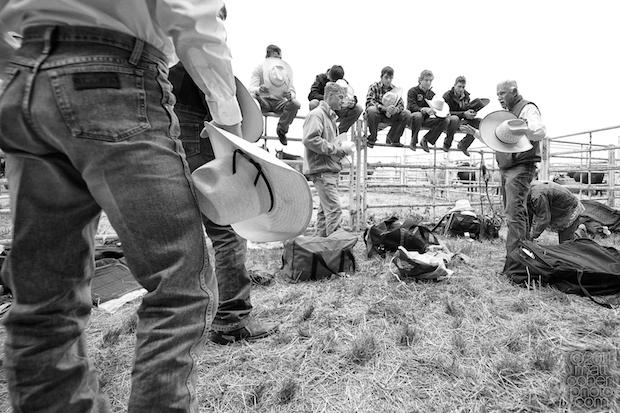 Coy Huffman - 2011 California Rodeo Salinas