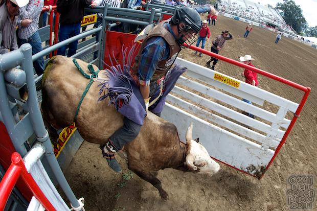 Kolt Donaldson - 2011 California Rodeo Salinas