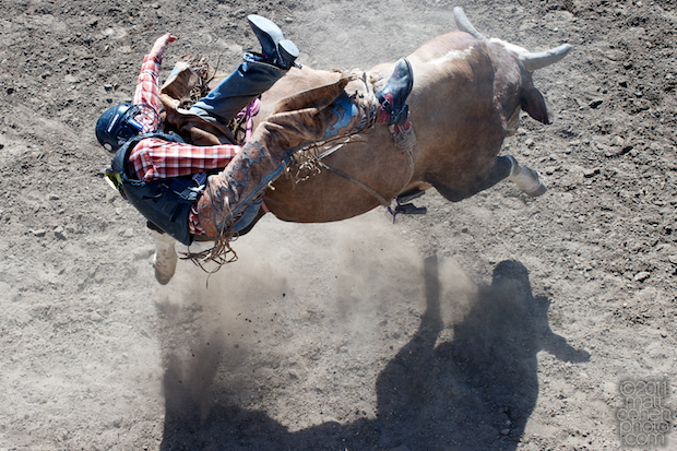 Jacob Tyner - 2011 California Rodeo Salinas