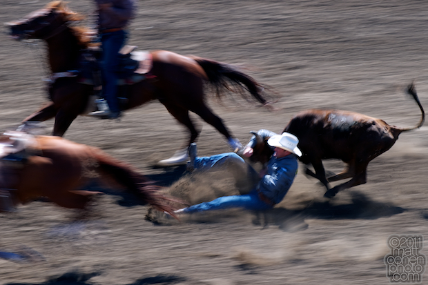 Billy Bugenig - 2011 California Rodeo Salinas