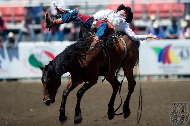 Kaycee Feild - 2011 California Rodeo Salinas