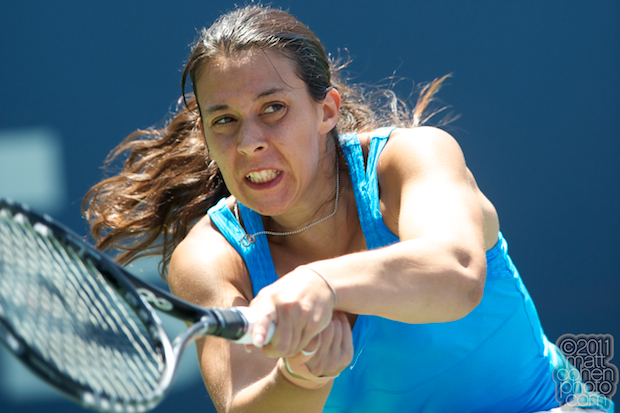 Marion Bartoli - 2011 Bank of the West Classic