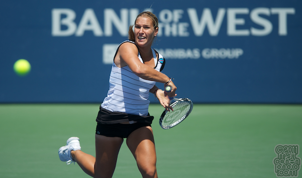 Dominika Cibulkova - 2011 Bank of the West Classic
