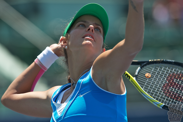 Julia Goerges - 2011 Bank of the West Classic
