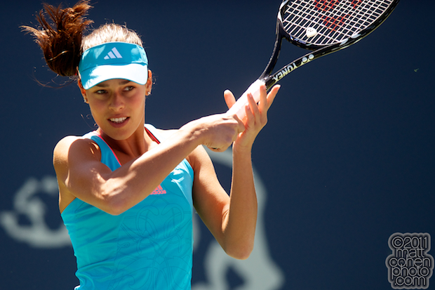 Ana Ivanovic - 2011 Bank of the West Classic