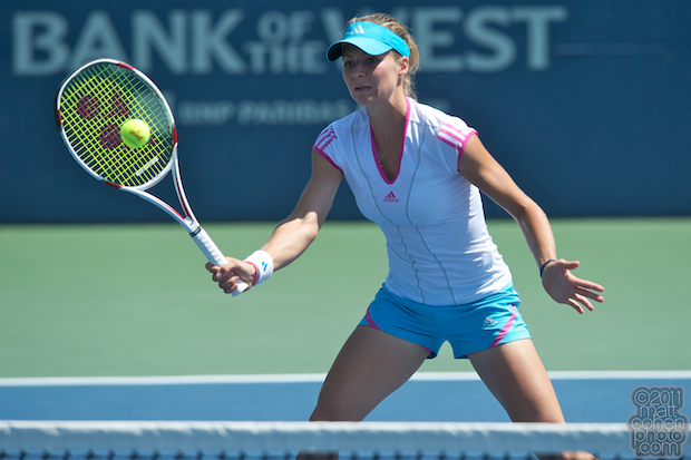 Maria Kirilenko - 2011 Bank of the West Classic