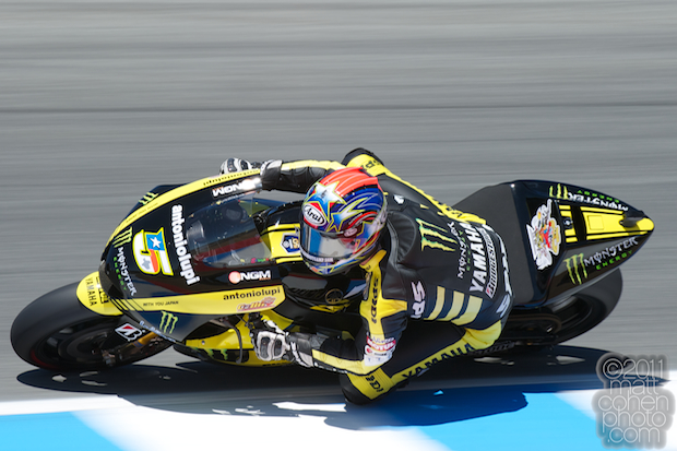 Colin Edwards - 2011 Red Bull U.S. Grand Prix