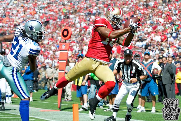 Kyle Williams - Dallas Cowboys at San Francisco 49ers