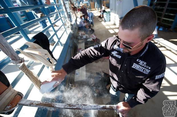 Steven Dent - 2011 Reno Rodeo
