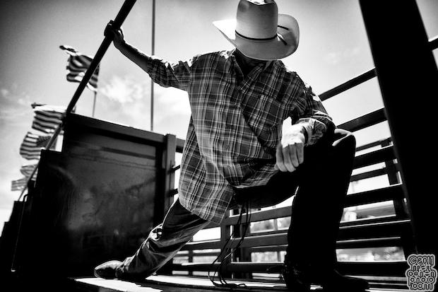 Brian Bain - 2011 Livermore Rodeo