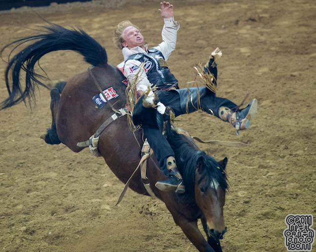 Wes Stevenson - 2010 Wrangler National Finals Rodeo