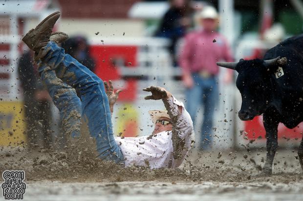 Dean Gorsuch - 2011 Calgary Stampede