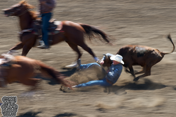 Billy Bugenig - 2011 California Rodeo Salinas