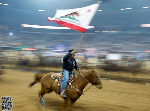 Luke Branquinho - 2010 Wrangler National Finals Rodeo