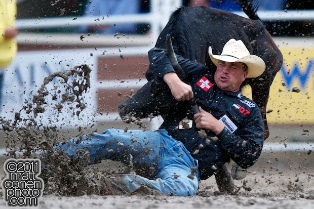 Todd Suhn - 2011 Calgary Stampede