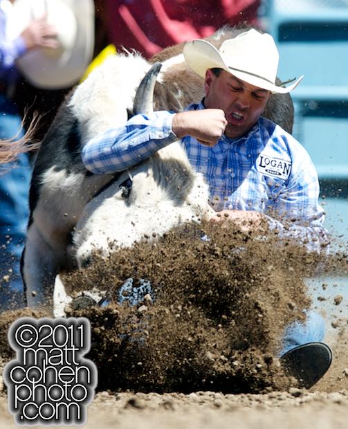 Olin Hannum - 2011 Reno Rodeo