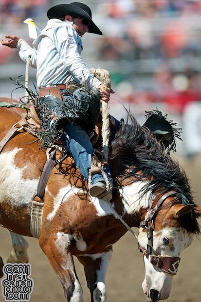 Wade Sundell - 2011 California Rodeo Salinas