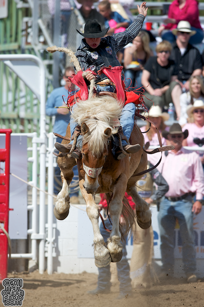 Jesse Wright - 2011 Clovis Rodeo