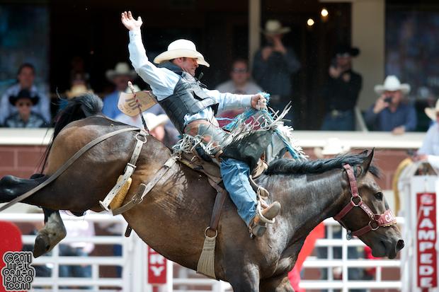 Jesse Bail - 2011 Calgary Stampede