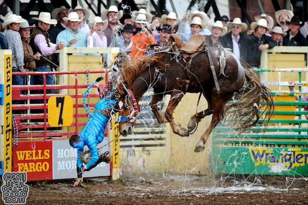 Heith DeMoss - 2011 Red Bluff Round-Up