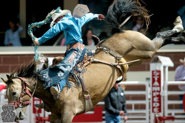 Tyler Corrington - 2011 Calgary Stampede