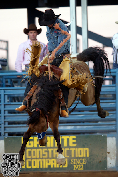 Ty Atchison - 2011 Reno Rodeo