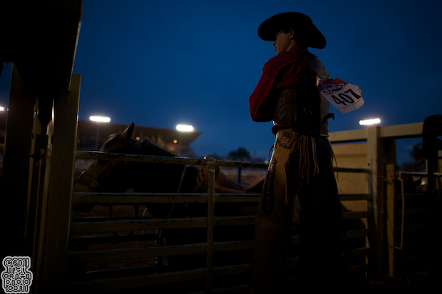 Chuck Schmidt - 2011 Red Bluff Round-Up