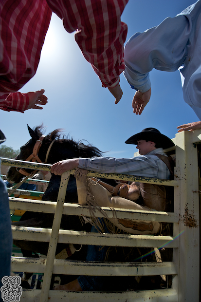 Chuck Schmidt - 2010 Red Bluff Round-Up