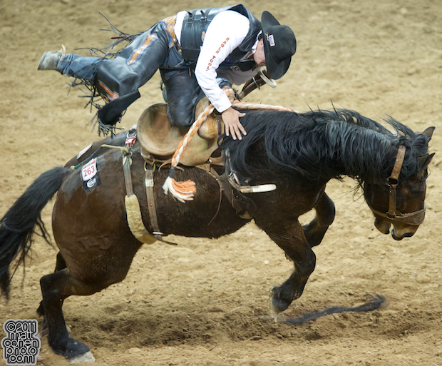 Sam Spreadborough - 2011 Wrangler National Finals Rodeo