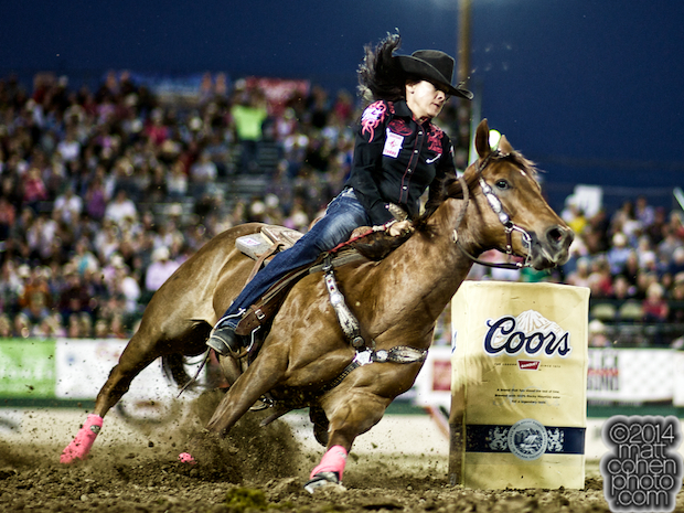 2014 Wnfr Wrangler National Finals Rodeo Qualifiers