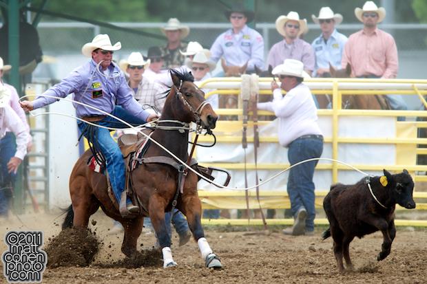 Ryan Jarrett - 2011 Red Bluff Round-Up