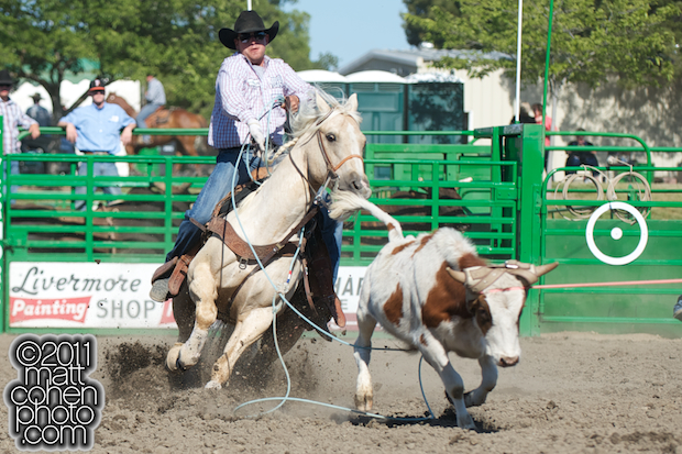 Broc Cresta - 2011 Livermore Rodeo