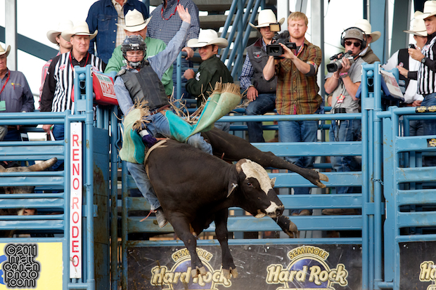 Clayton Foltyn - Seminole Hard Rock Xtreme Bulls Tour