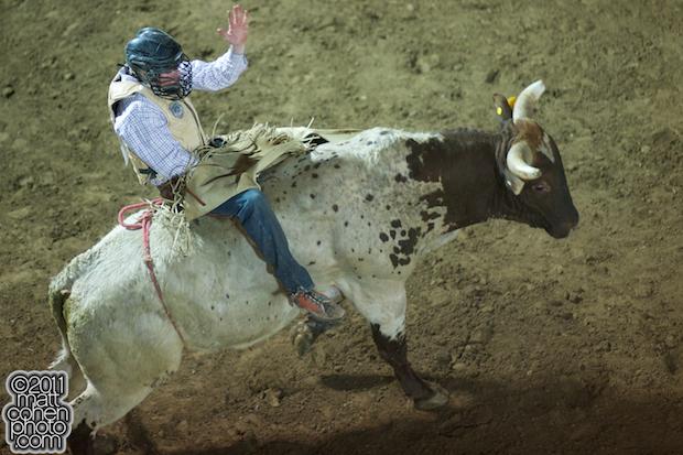 Trevor Kastner - 2011 Clovis Rodeo