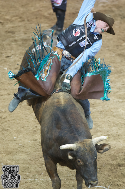 Seth Glause -2010 Wrangler National Finals Rodeo