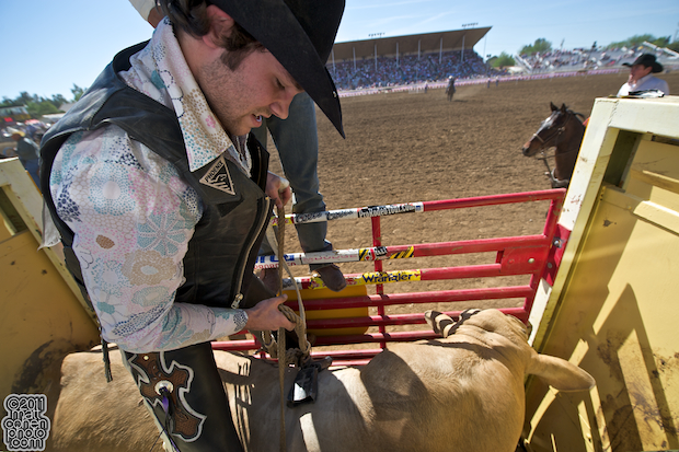 Clayton Savage - 2009 Red Bluff Round-Up