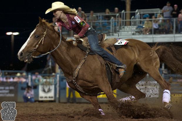 Lindsay Sears - 2011 Reno Rodeo