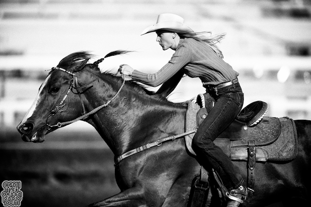 Lindsay Sears - 2009 Red Bluff Round-Up