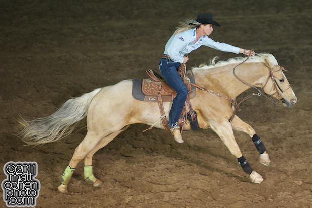 Sherry Cervi - 2011 Clovis Rodeo
