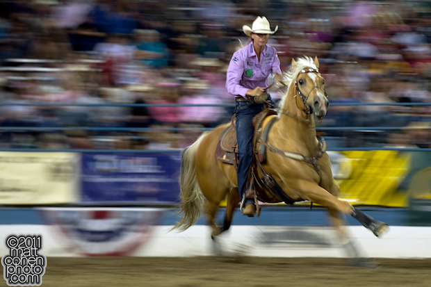 Sherry Cervi - 2011 Reno Rodeo