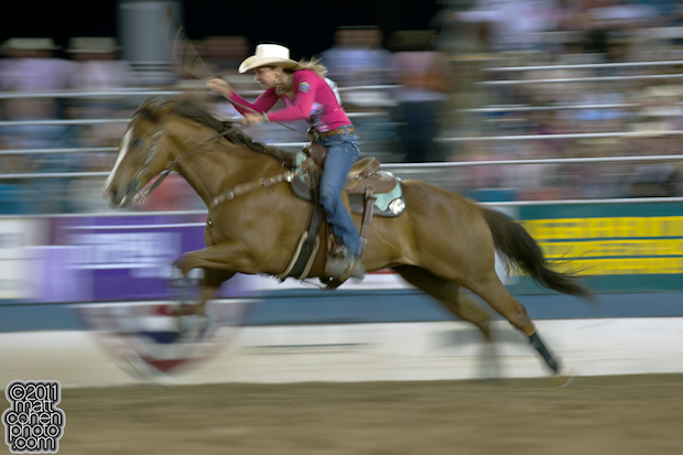 Sue Smith - 2011 Reno Rodeo